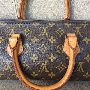 Louis Vuitton Bags - 🛑SOLD🛑💯 LV PREDATECODE TRICOT TRIANGLE HANDBAG